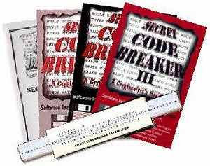 Secret Code Breaker Books